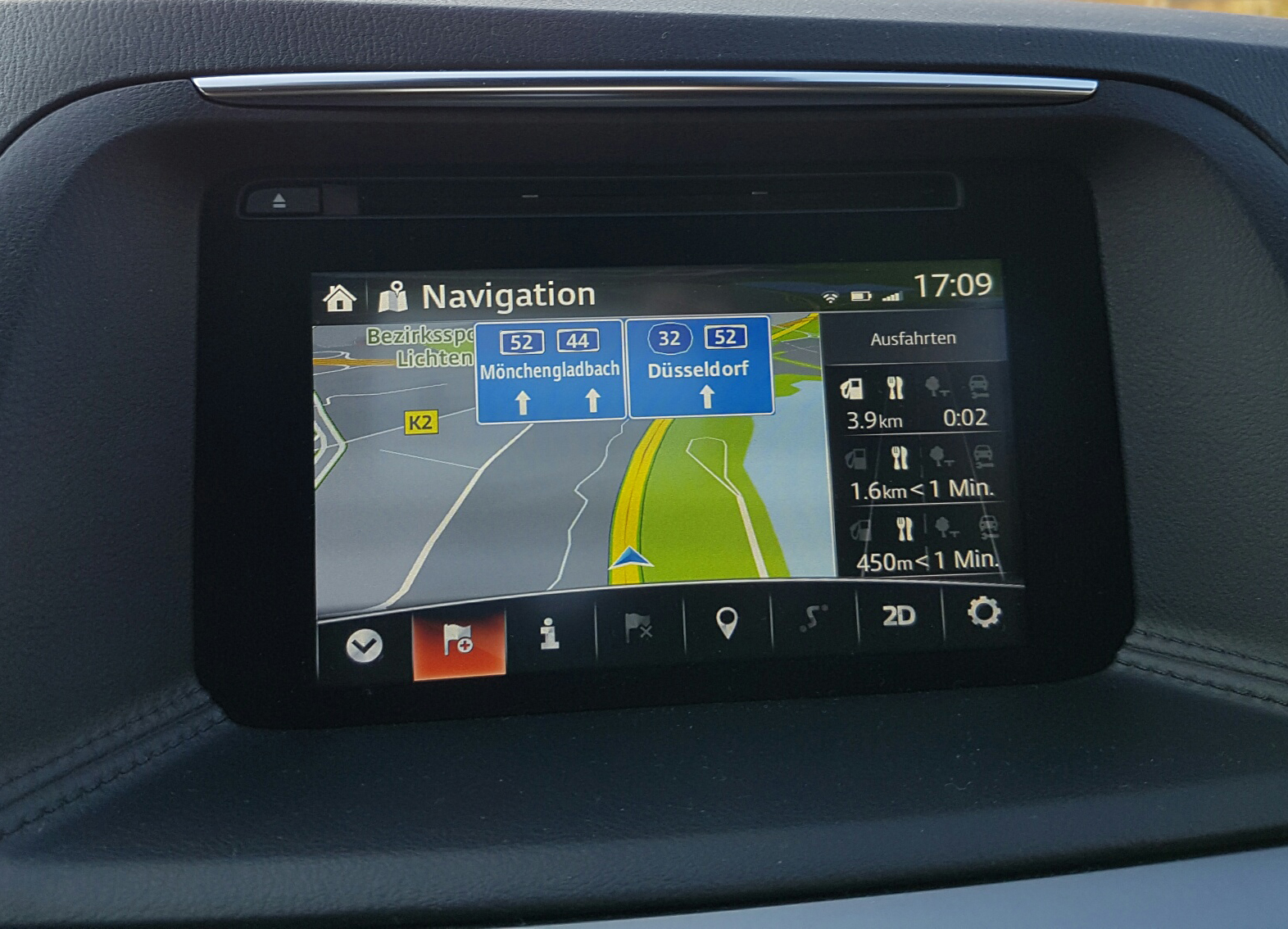 mazda cx-5 als connected car - android, iphone, kommunikation