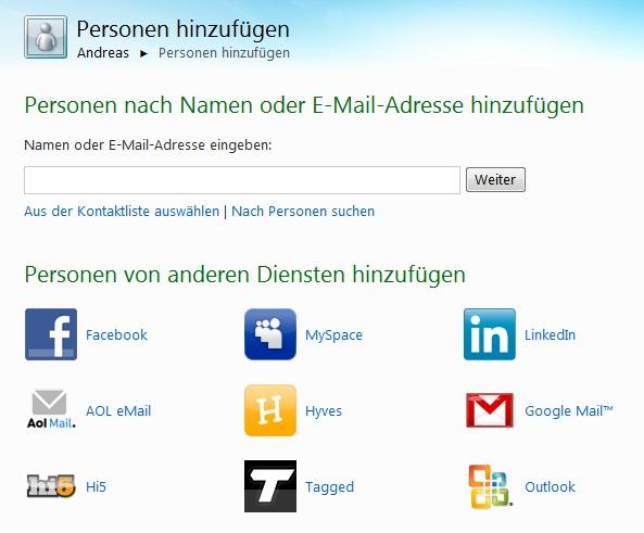 windows live mail auf anderen pc übertragen